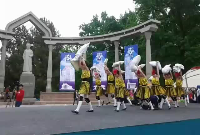 Бишкек шаарынын 138 жылдыгы белгиленүүдө