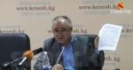 Текебаев Атамбаевдин Арменияга иш сапары менен барарын сындады