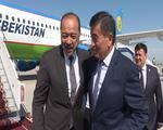 Өзбекстандын премьер-министри Абдулла Арипов Бишкеке учуп келди