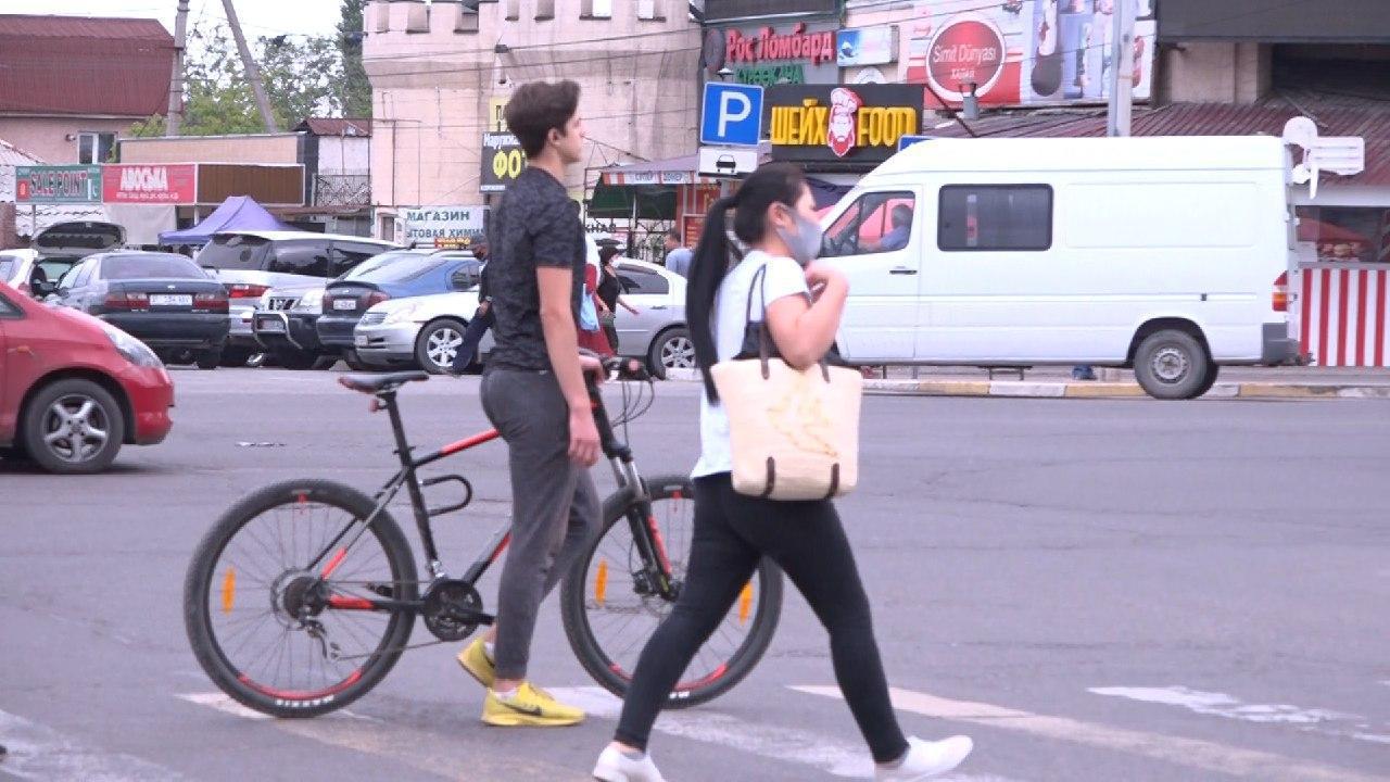 Бишкек өзгөчө абал алынгандан кийин