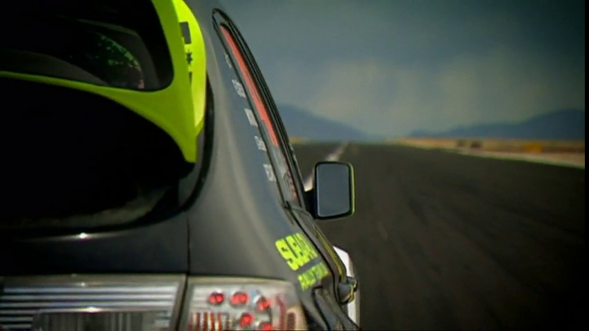 2009 ken block - wrx sti at the air strip (top gear)