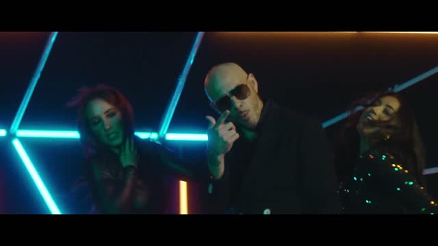 Pitbull & Ben El & Static -
