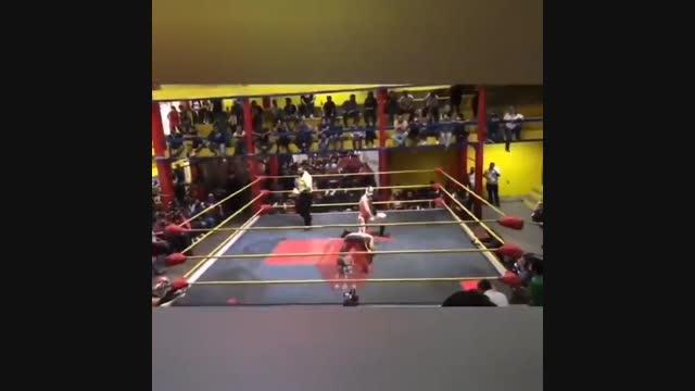 Мексикалык спортчу ринг учурунда жүрөгү кармап каза болду