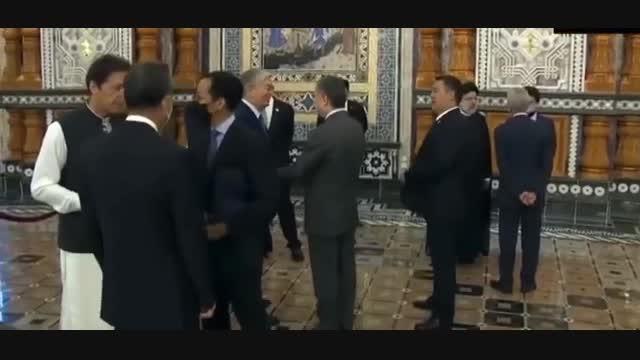 Президент Садыр Жапаров жалгыз туруп калды деген видео